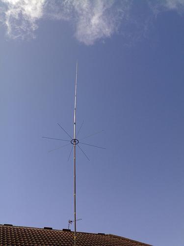 bHomemade CB Radio Beam Antenna