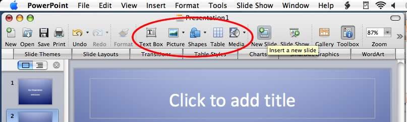 cómo editar una presentación con diapositivas en powerpoint techlandia