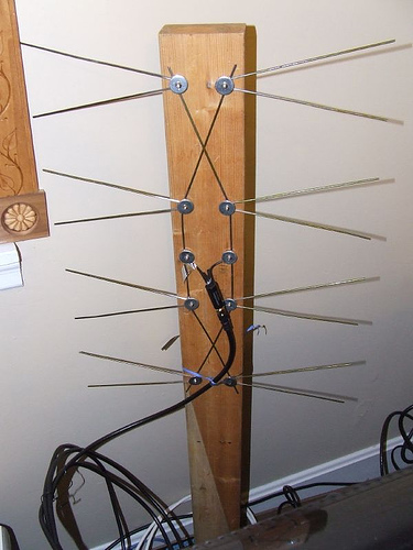 How to Build a Television Antenna