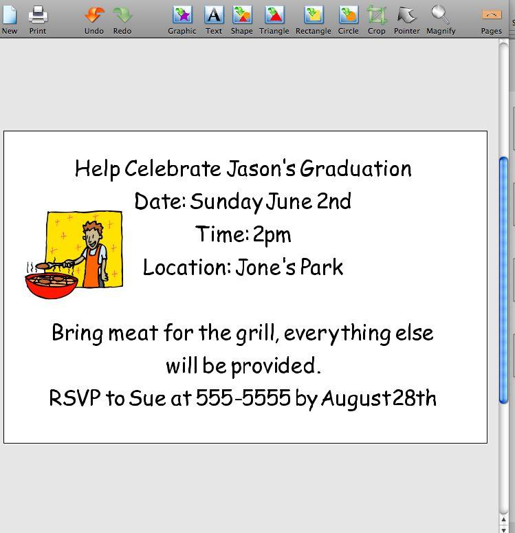 Cómo Hacer Invitaciones Para Fiesta Para Imprimir En Línea
