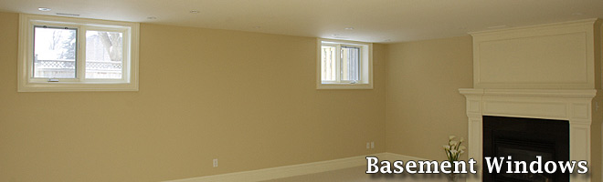 Choosing Basement Windows