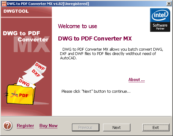 How to Convert Autocad Dwg to PDF