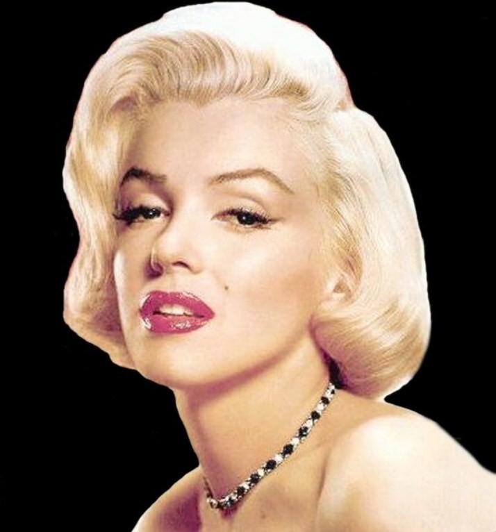 Marilyn-Monroe-Hairstyle