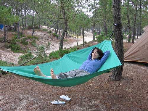 how to make a camping hammock   usa today  rh   traveltips usatoday