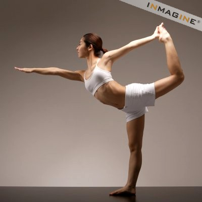 Yoga Poses - Dancer