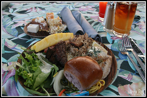 Luau Party Food : Overview :