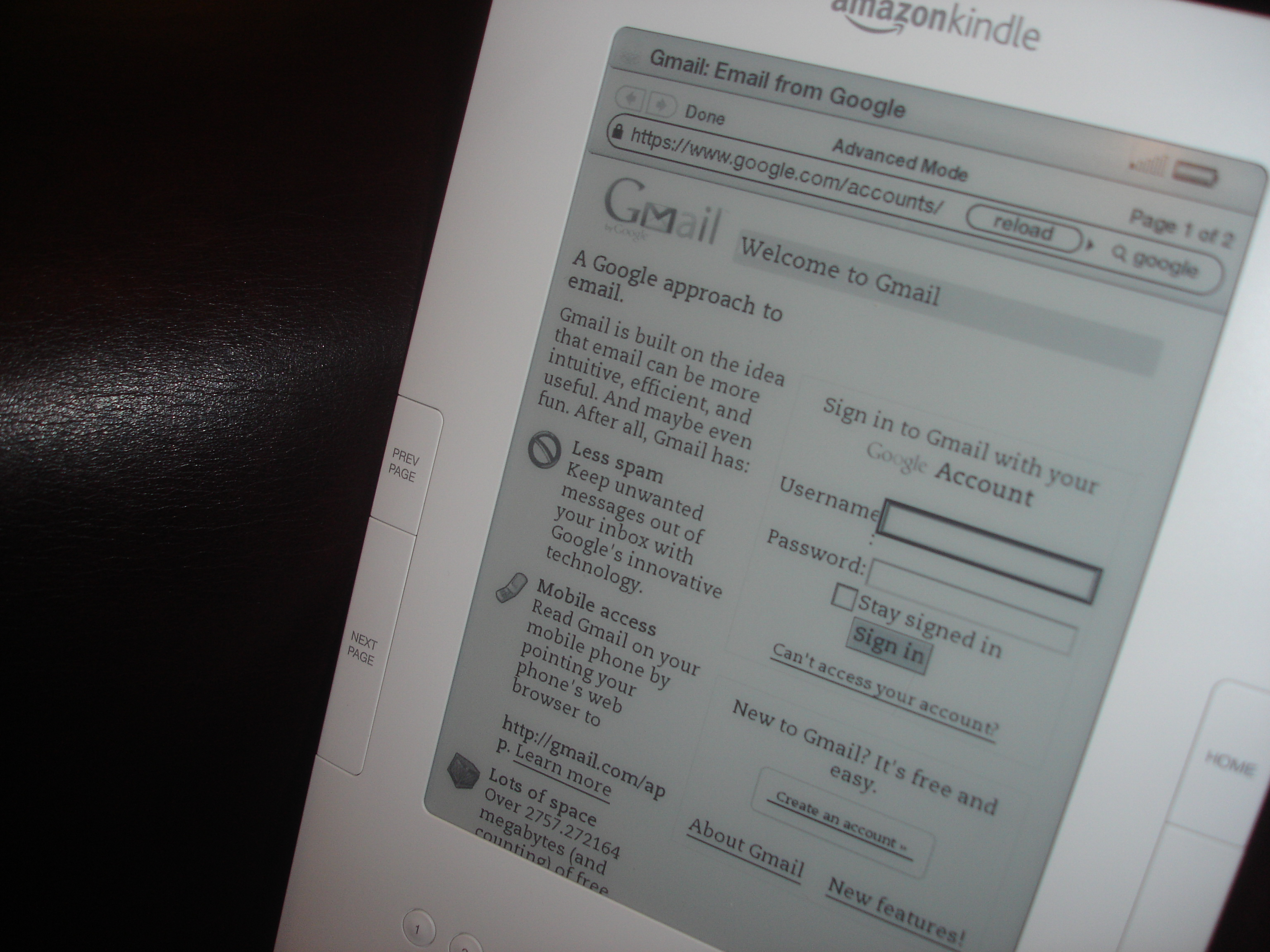 How to Check Your Email Using a Kindle