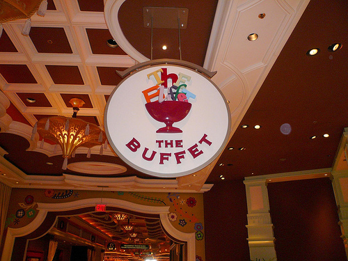 Buffets on the Las Vegas