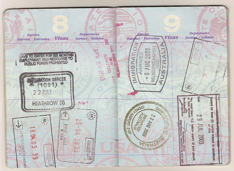 Passports: Travelrmation