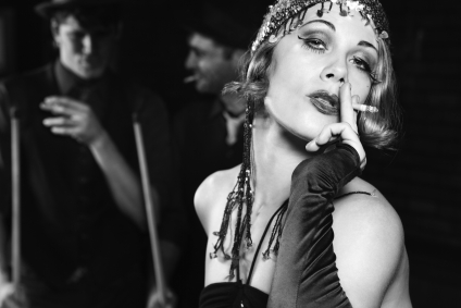 flappers of the 1920s by on prezi