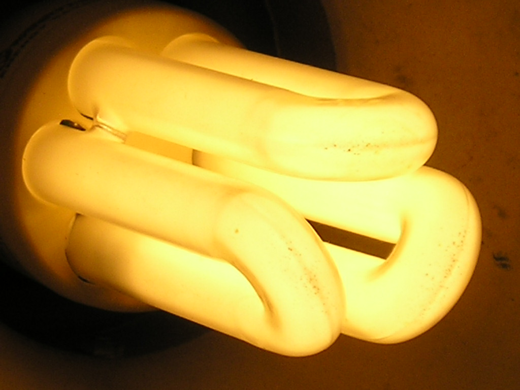Why Are Fluorescent Lights More Efficient?