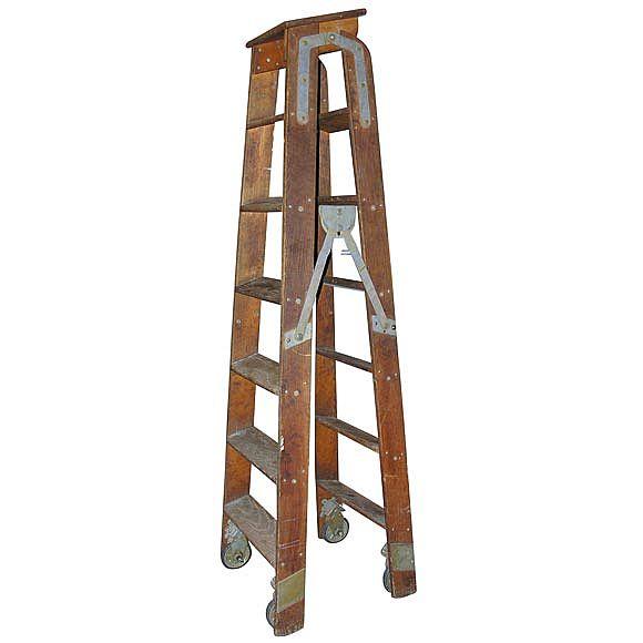 como hacer escaleras de madera