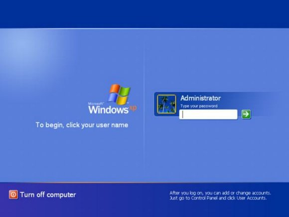 How to Recover a Windows XP Password