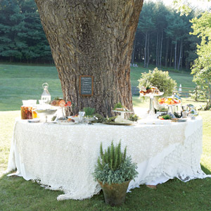 Happy Living - Cheap Wedding Reception Ideas
