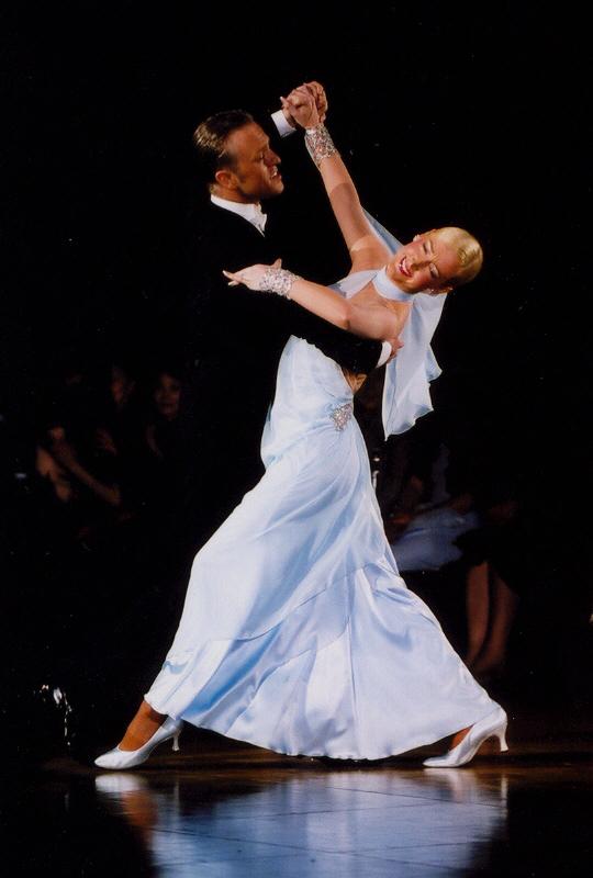 Walc Angielski - Pierwszy Taniec M�odej Pary - Krak�w