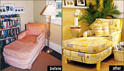 How to calculate how much fabric Is needed to reupholster | eHow UK