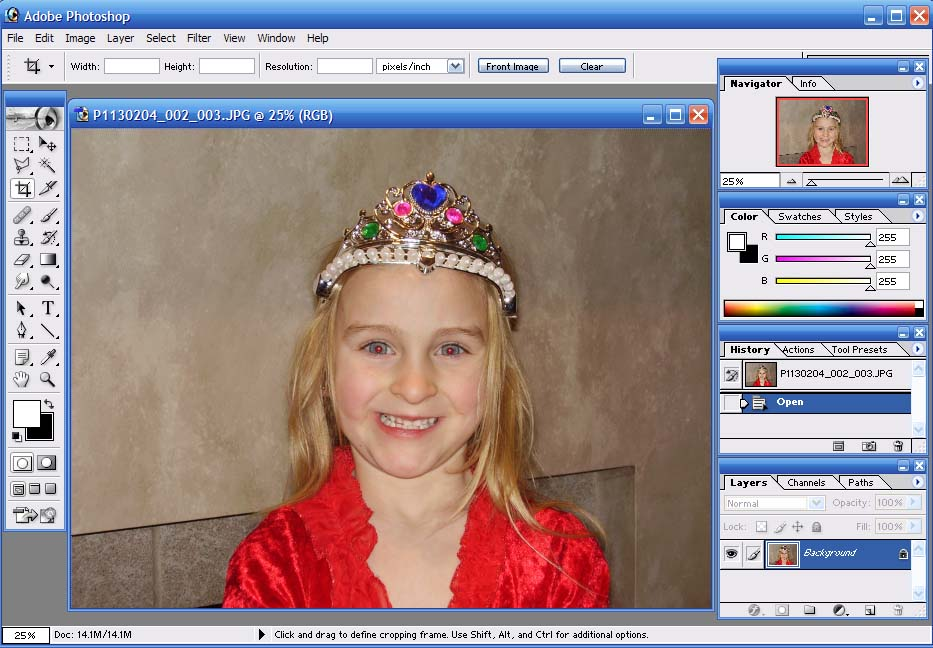 How to Edit a Photo with Adobe Photoshop