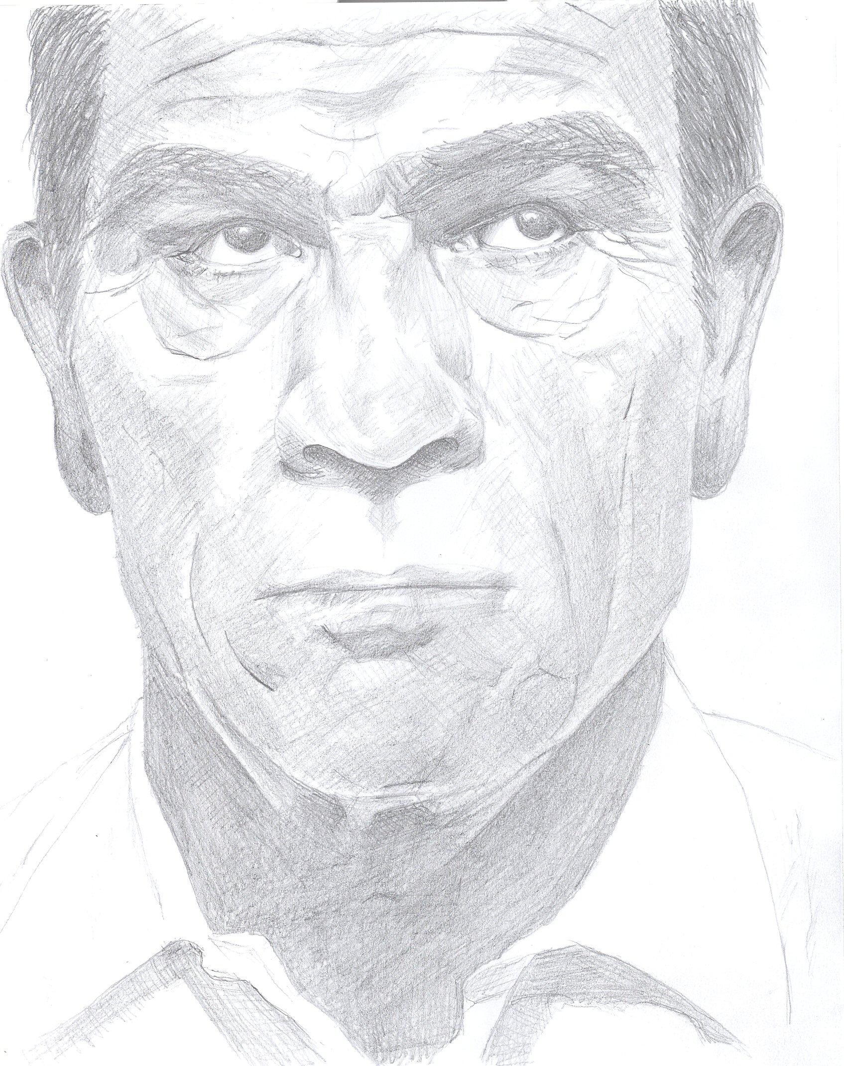 Cmo dibujar rostros humanos con arrugas  eHow en Espaol
