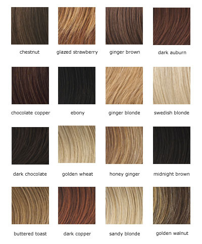 Find the Right Hair Color Tips