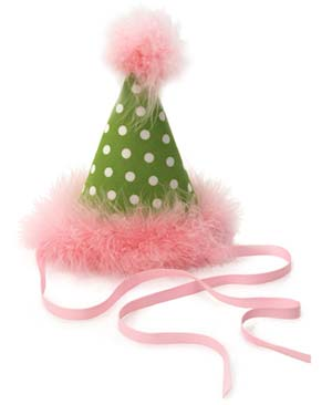 Baby's 1st Birthday Party Favor Ideas