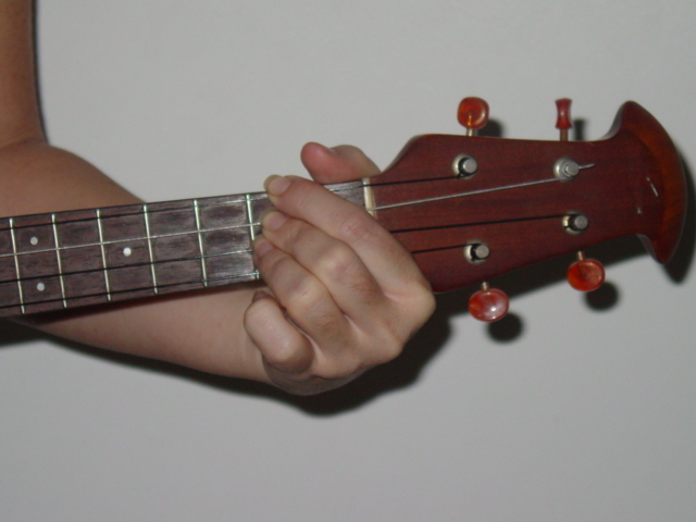 G D Alternative Fingering