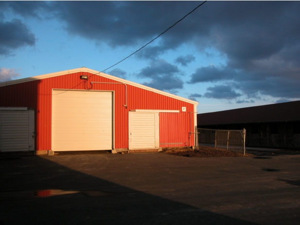 metal storage building built slab : Overview :