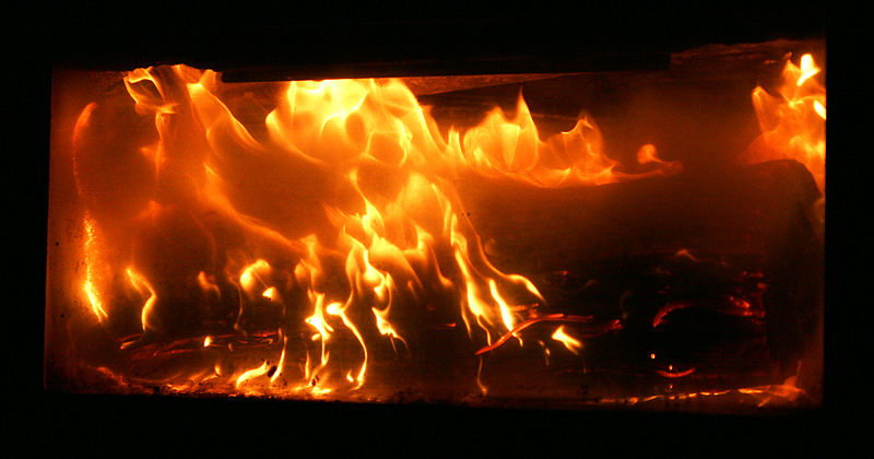 Surprising Why Is My Fireplace Glass Turning Black Hunker Interior Design Ideas Ghosoteloinfo