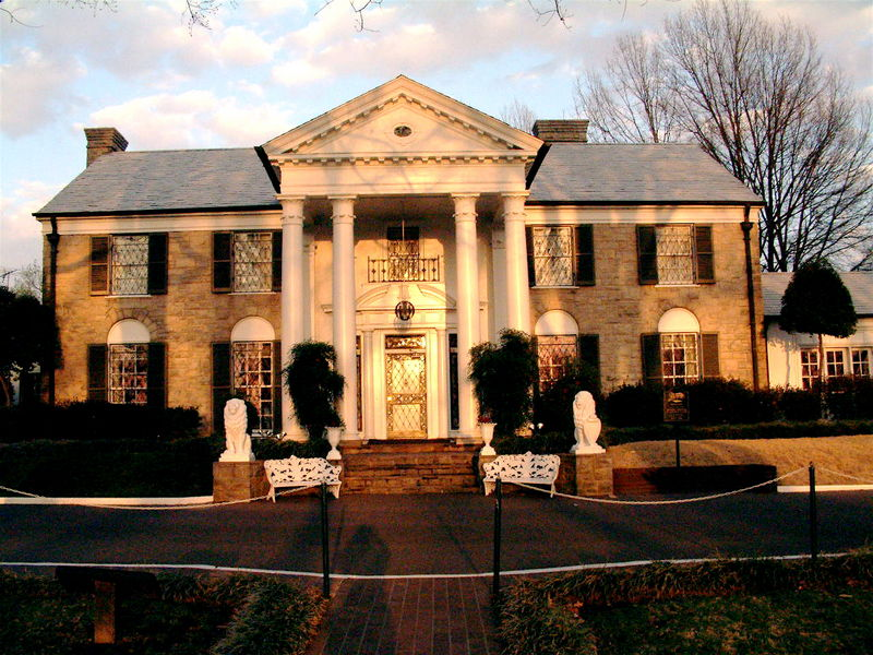 The History Of Graceland In Memphis Tennessee