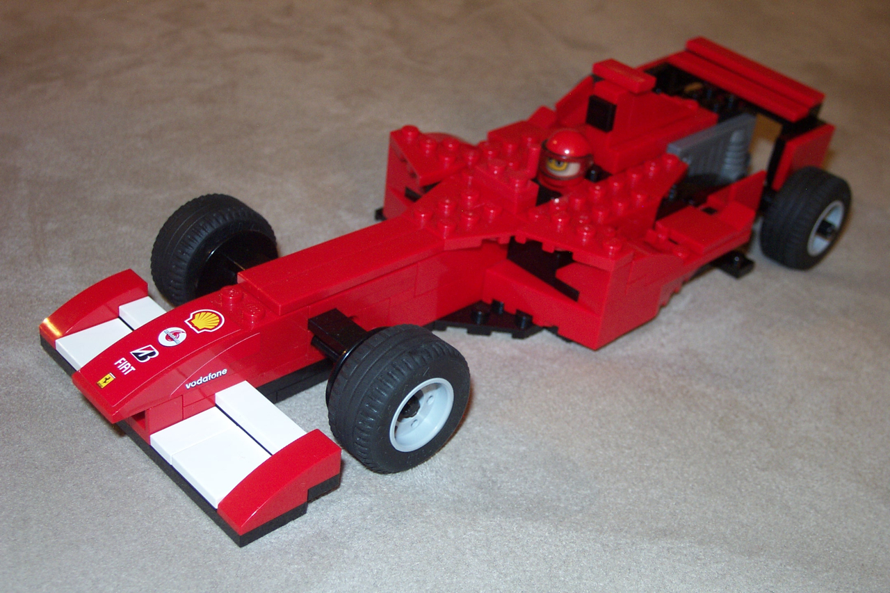 how to build lego racing cars ehow uk. Black Bedroom Furniture Sets. Home Design Ideas