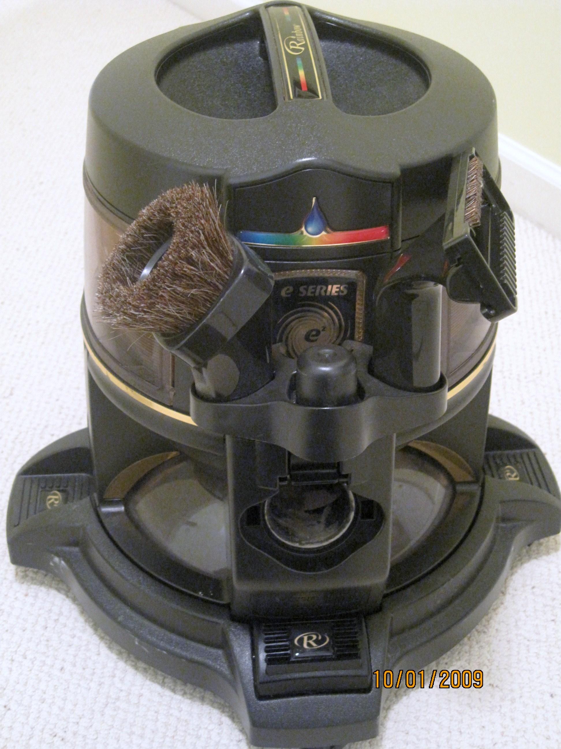 rainbow machine vacuum
