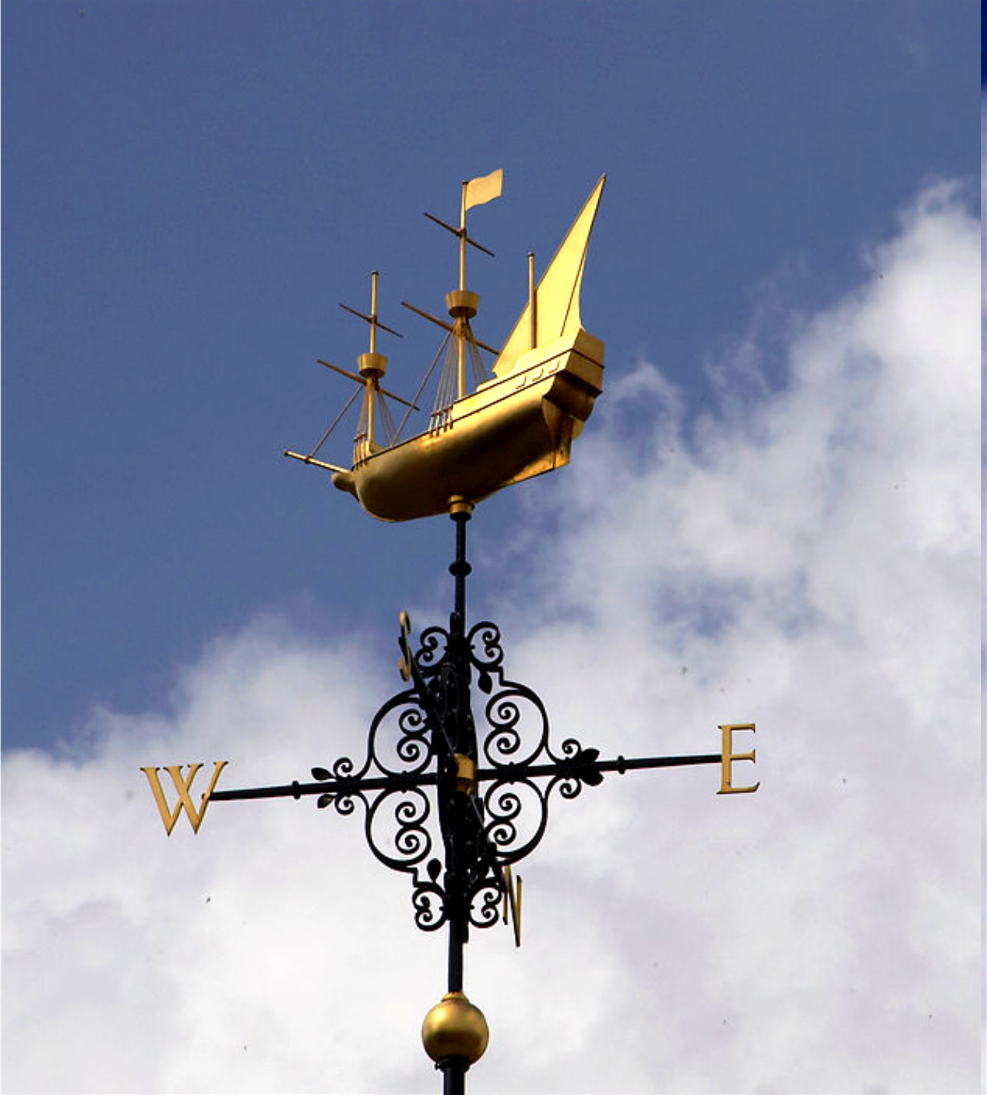 What Does A Weather Vane Measure Garden Guides