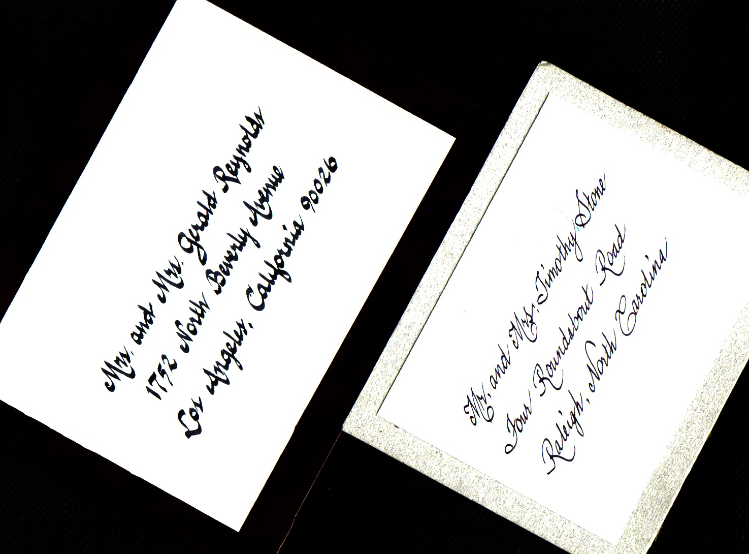 How to learn calligraphy for wedding invitations ehow uk