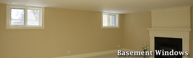 Choosing Basement Windows