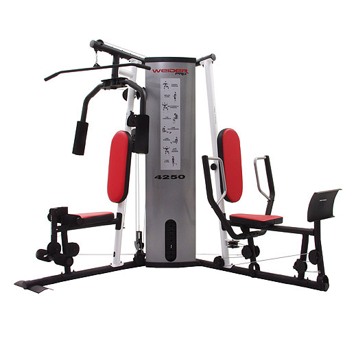Weider pro home gym instructions ehow uk