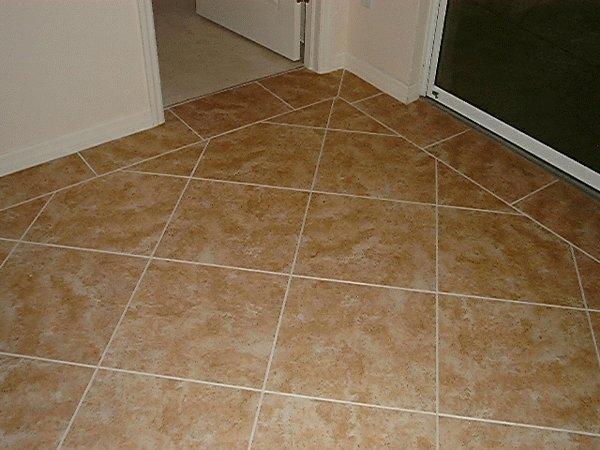 C mo colocar baldosas en forma diagonal ehow en espa ol - Colocar baldosas en el suelo ...