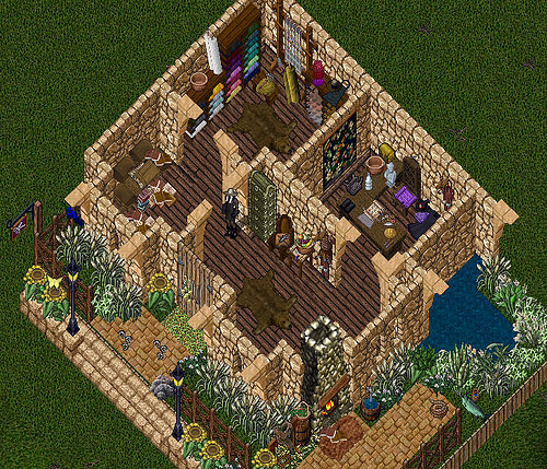 How to design a house in ultima online ehow uk for House decoration items online