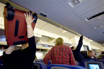 Regulations For Carry On Luggage On Airplane Flights Usa