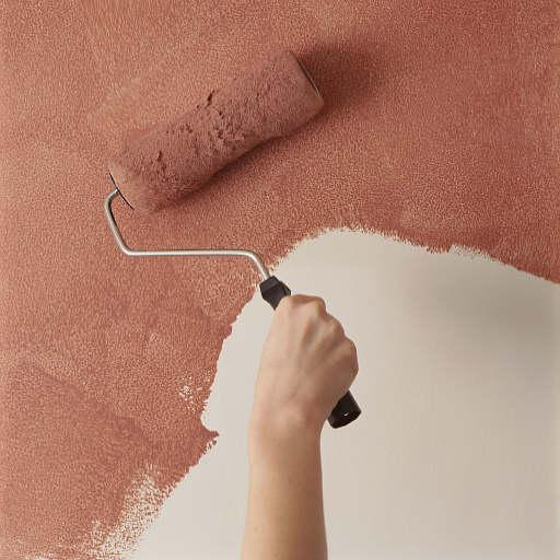 C mo pintar paredes con textura ehow en espa ol - Como pintar una pared con textura ...