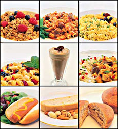 Nutrisystem 28 day customized meal plan