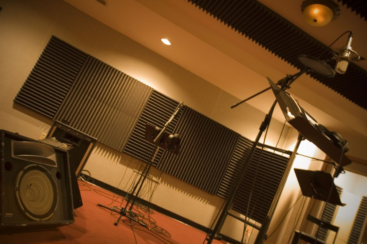 How much does it cost to record an album ehow uk - Bedroom studio acoustic treatment ...
