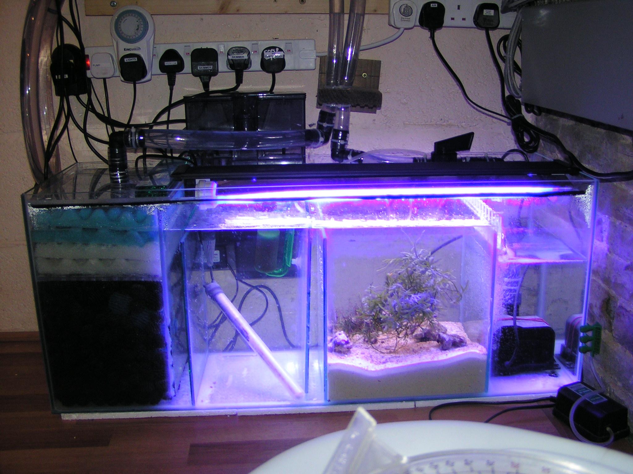 Выносной фильтр в аквариум своими руками