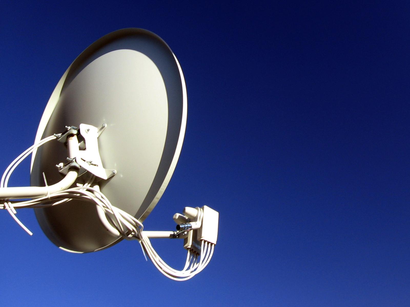 Satellit Transponder