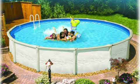 How To Determine The Volume Of A Swimming Pool Garden Guides