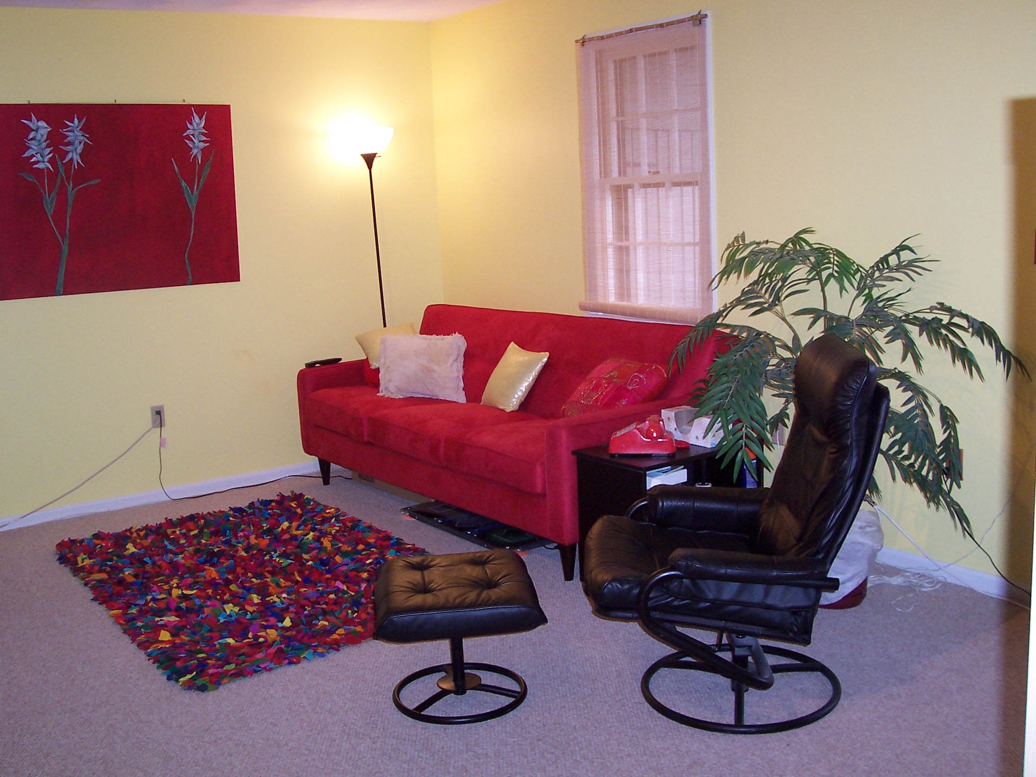 red couch decorating ideas ehow uk