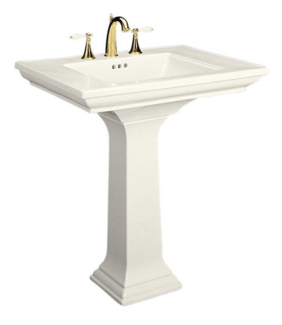How to install kohler pedestal sinks ehow uk Installing a pedestal bathroom sink