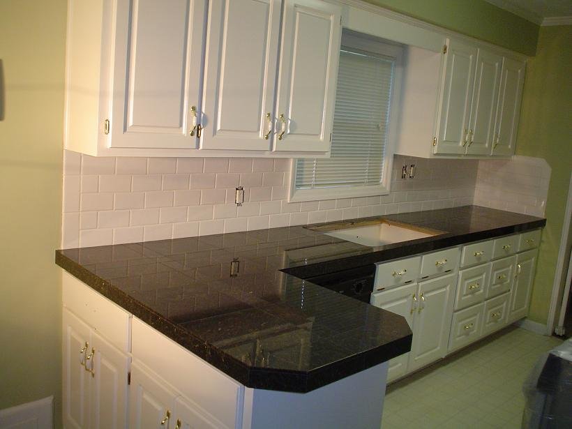 Countertop Underlayment : Installing Granite Tile Countertops eHow UK