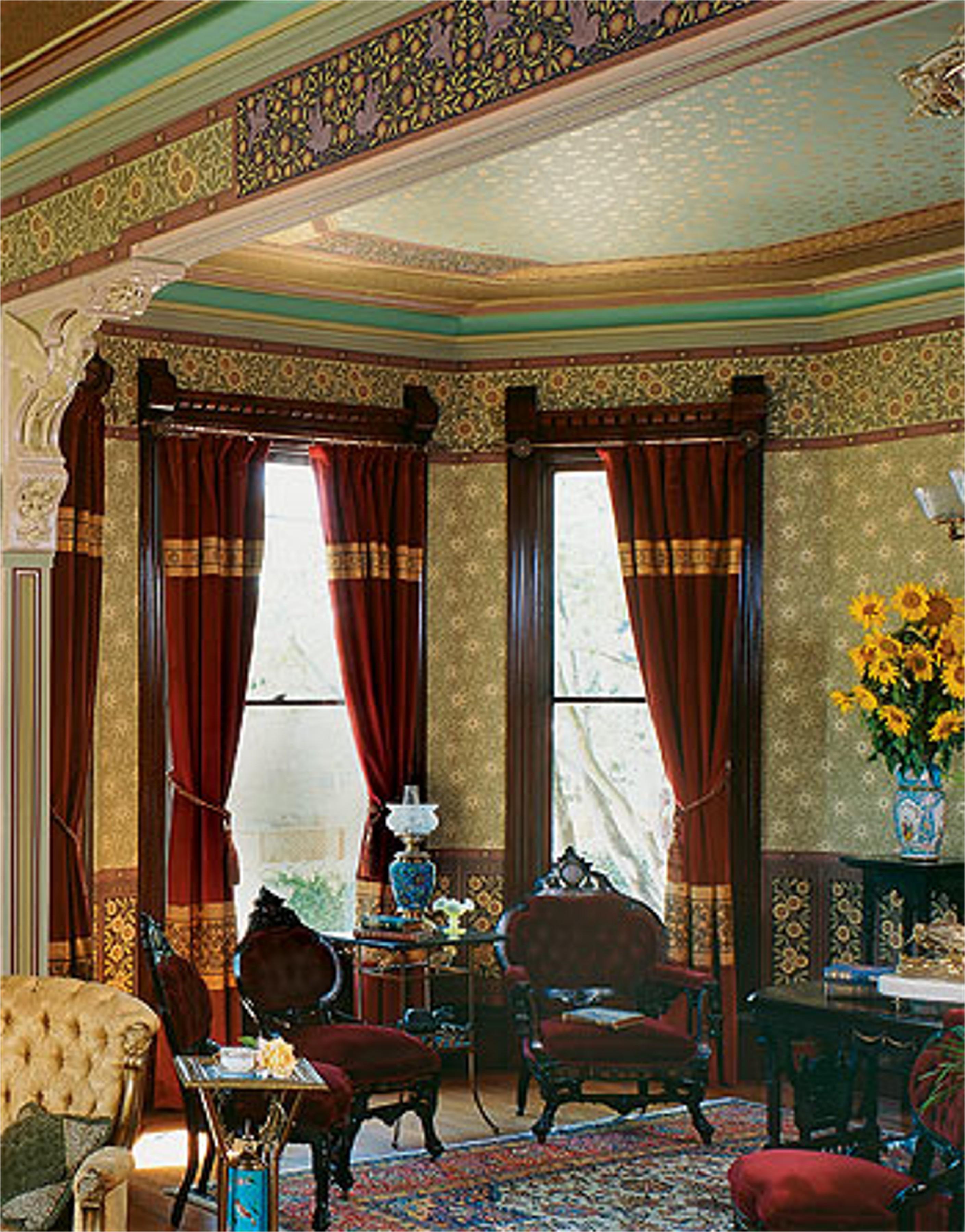 Victorian Room Design: Victorian Interior Design Ideas