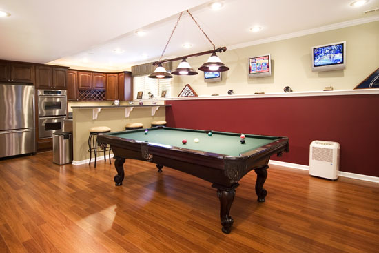 Basement Design Ideas Designing Any Room Can Be Tough But