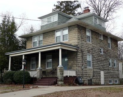 exterior paint ideas for an american foursquare house ehow uk