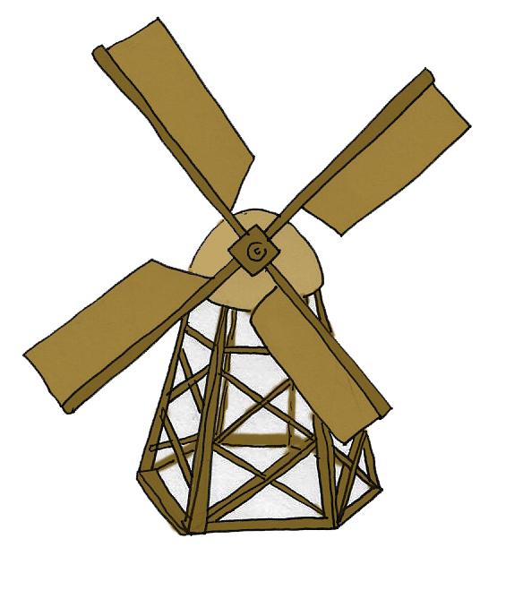 Wind Turbine Class Project – Jerusalem House